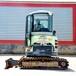 福建原装进口二手小挖机洋马35价位及图片