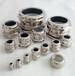 批发金属防水接头德制螺纹PG7-PG63各类规格电缆接头防水接头