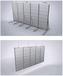 海西朗潤展館展廳樓體LED透明全彩屏幕,透明玻璃冰屏