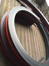 数控滚弯机对工业铝材弯弧加工的意义图片