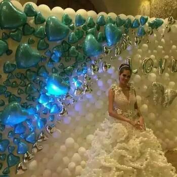 上海开业庆典气球布置上海剪彩仪式奠基仪式氦气球放飞上海企业年会策划