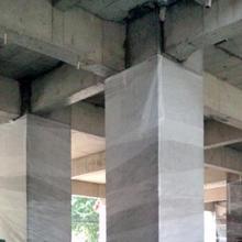 新疆克拉瑪依生產中德新亞橋梁防撞墻硅烷廠家圖片