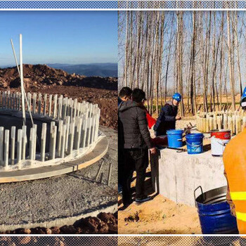 中德新亚C100风电灌浆料,宜昌销售风电设备基础灌浆料