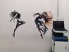 新農村文化墻立式墻體彩繪機全自動廣告噴繪機器設備