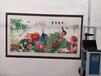 3D广告壁画打印机墙绘全自动墙体喷绘彩绘机墙面绘画机器