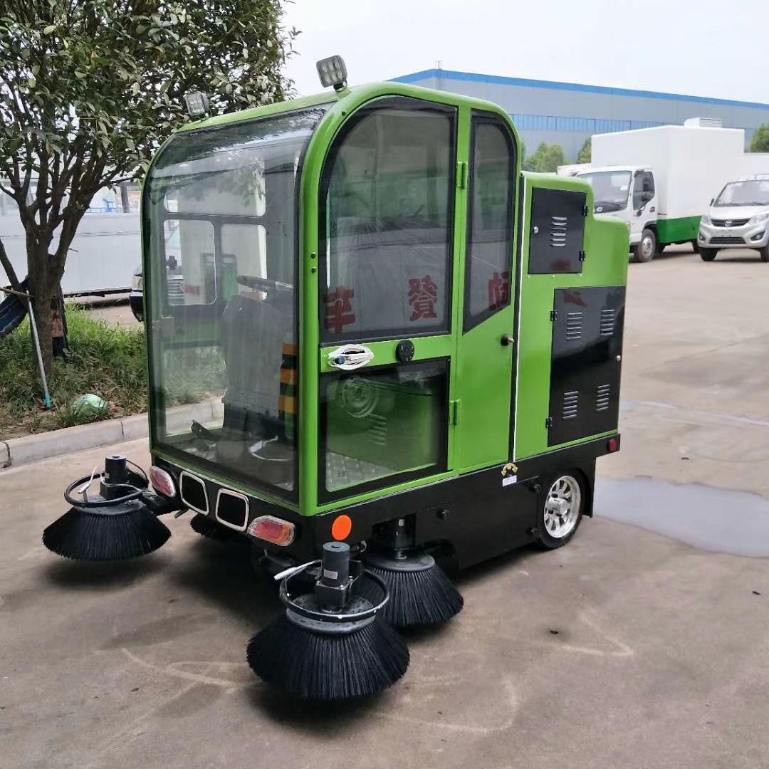 上海卢湾电动环卫车多少钱一辆