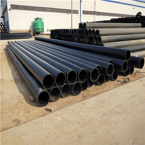 铁岭钢带增强pe螺旋波纹管供应腾达管业