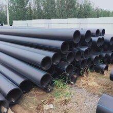 鹤壁浚县原料hdpe给水管口径齐全图片
