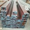 厂家订制外墙铝方通颜色尺寸都可以定制木纹热转印铝方通吊顶装饰材料
