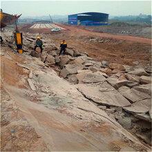 隧道挖掘电动劈裂机工作原理四川广汉市图片