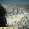 河南延津矿山想要快速裂石用什么机械服务周到