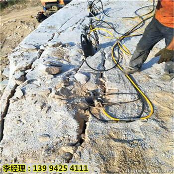 丽水庆元城市建设代替放炮开挖地基岩石的机械哪个牌子好