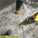 福建建瓯岩石裂岩机非放炮开挖基坑矿山机械大品牌