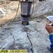 黔西南興仁液壓巖石柴動分裂機可靜態開采無粉塵