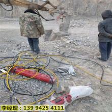 河南漯河采石场开采除了放炮还有什么方法性价比高图片
