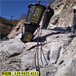 福州罗源铁路涵洞建设岩石劈裂棒可培训安装