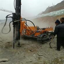 四川自貢房地產基坑挖石頭靜態開采替代破碎錘圖片