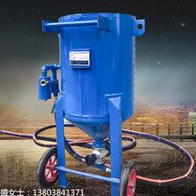 噴砂除銹機廠家直銷圖片