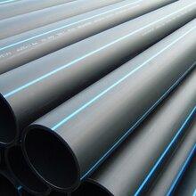 河南HDPE给水管焦作pe给水管生产厂家图片