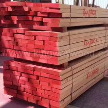 德国金威木业进口罗马尼亚榉木直边板长中短实木木方木板AB级图片