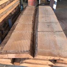 金威木业欧洲材欧洲榉木山毛榉榉木实木板毛边板木板木料图片