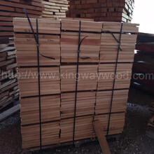 德國金威木業木板櫸木A級B級直邊板板材木材批發中短料木方木料圖片
