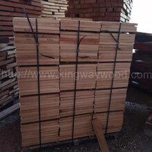 德国金威木业木板榉木A级B级直边板板材木材批发中短料木方木料图片