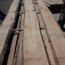 金威木业进口木材欧洲榉木山毛榉实木板材毛边木板榉木图片