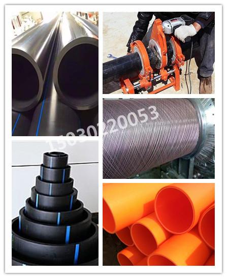 亳州高密度聚缠绕管生产新型
