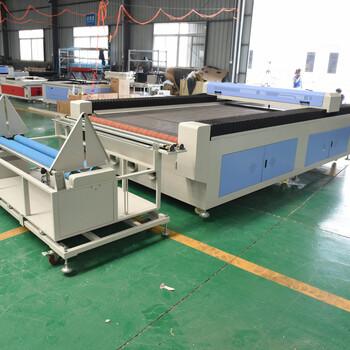 济南迈创数控1630型布料裁剪机