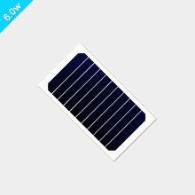6V6W太阳能电池板,选择迪晟太阳能板厂家定制