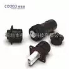 深圳厂家高压电缆接头连接器卡口式快速插拔接插件图片