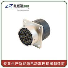 柯耐特新能源供应新能源汽车电池连接器抗振动防水插头插座图片