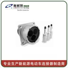 高质量的电动汽车高压配电盒连接器螺母安装插座连接器图片