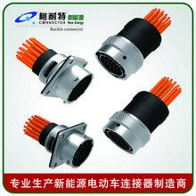 现货销售工业自动化设备航空插头螺母安装插座接插件