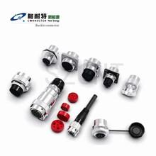 厂家生产加工电动汽车充电机连接器300A大电流插头插座图片