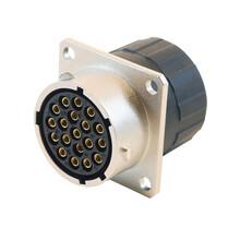 一流的燃料电池专用高压互锁连接器250A螺母安装插座插头插座图片