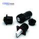 定制加工HV系列高压互锁连接器电动车锂电池防水快速插头