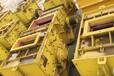 一批全新老款礦山破碎設備制砂機顎式破碎機低價賣