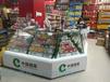 西藏阿里供貨便利店柜子煙柜玻璃連接件