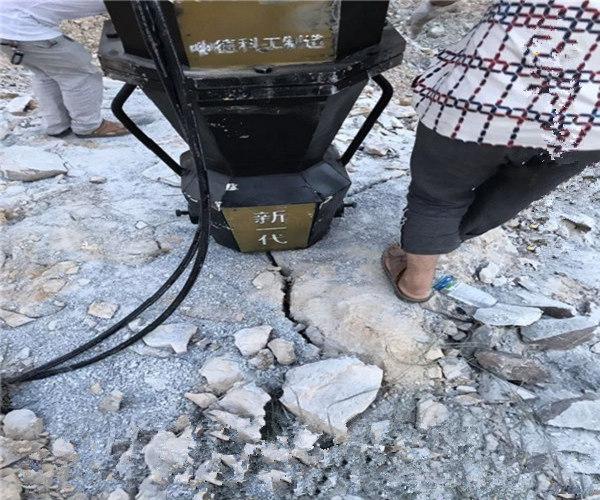 非常硬的岩石用什么设备破除湖州多少钱一台