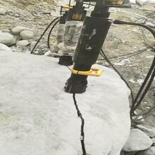 云南重庆青石开采破碎锤产量低静态液压撑石机使用技巧图片