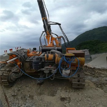 宿州巢湖地基开挖快速打石头机器效果杠杠的