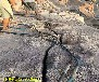 福建龙岩石灰石大方量开采用劈裂棒