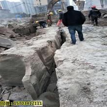 晋城市取代大挖机液压劈石机-操作手册图片
