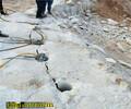 沧州市采石场山体岩石解体劈裂机-一套多少钱