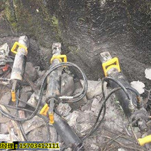 六安市矿山不能放炮可以用什么机械开山-咨询电话图片