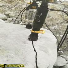 海西大型无声开采石头分裂机矿山专用设备-客户评论图片