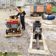 甘南采石场开采石头太硬用什么机器-新闻报道图片