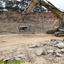 阿坝州岩石撑裂机采矿机械破拆石头的机械-综分解本图片